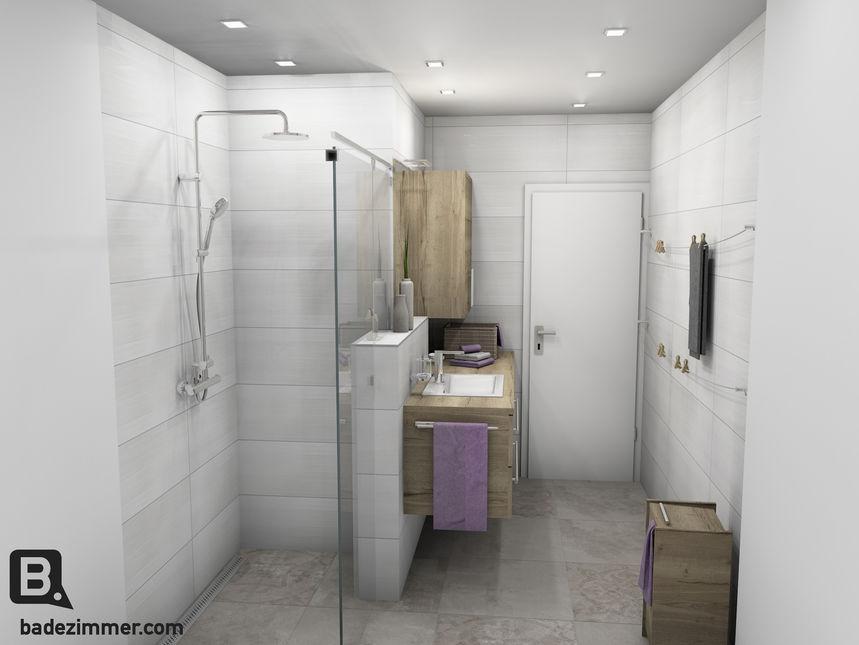 badezimmer auf kleinem raum badezimmer remodelers in park. Black Bedroom Furniture Sets. Home Design Ideas